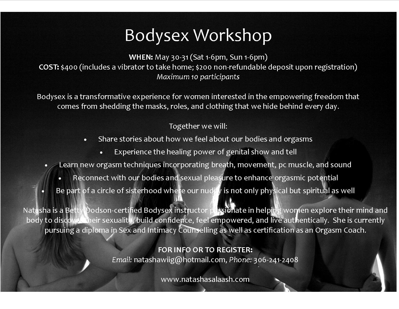 Bodysex 9March2015